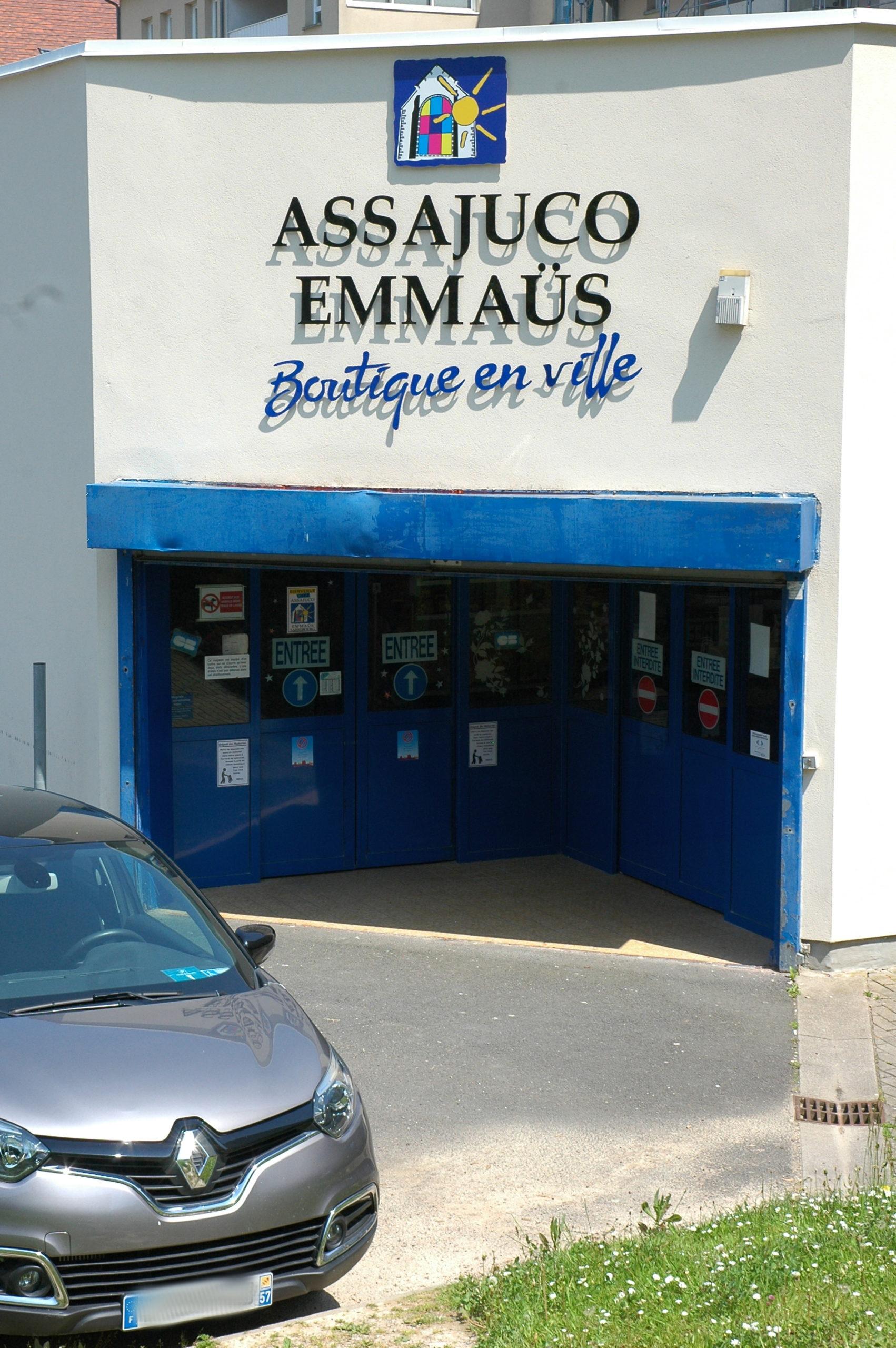 Boutique en ville Sarrebourg