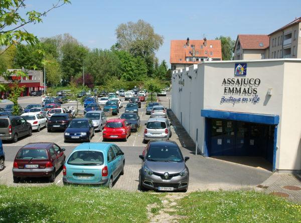 Boutique en ville Emmaüs