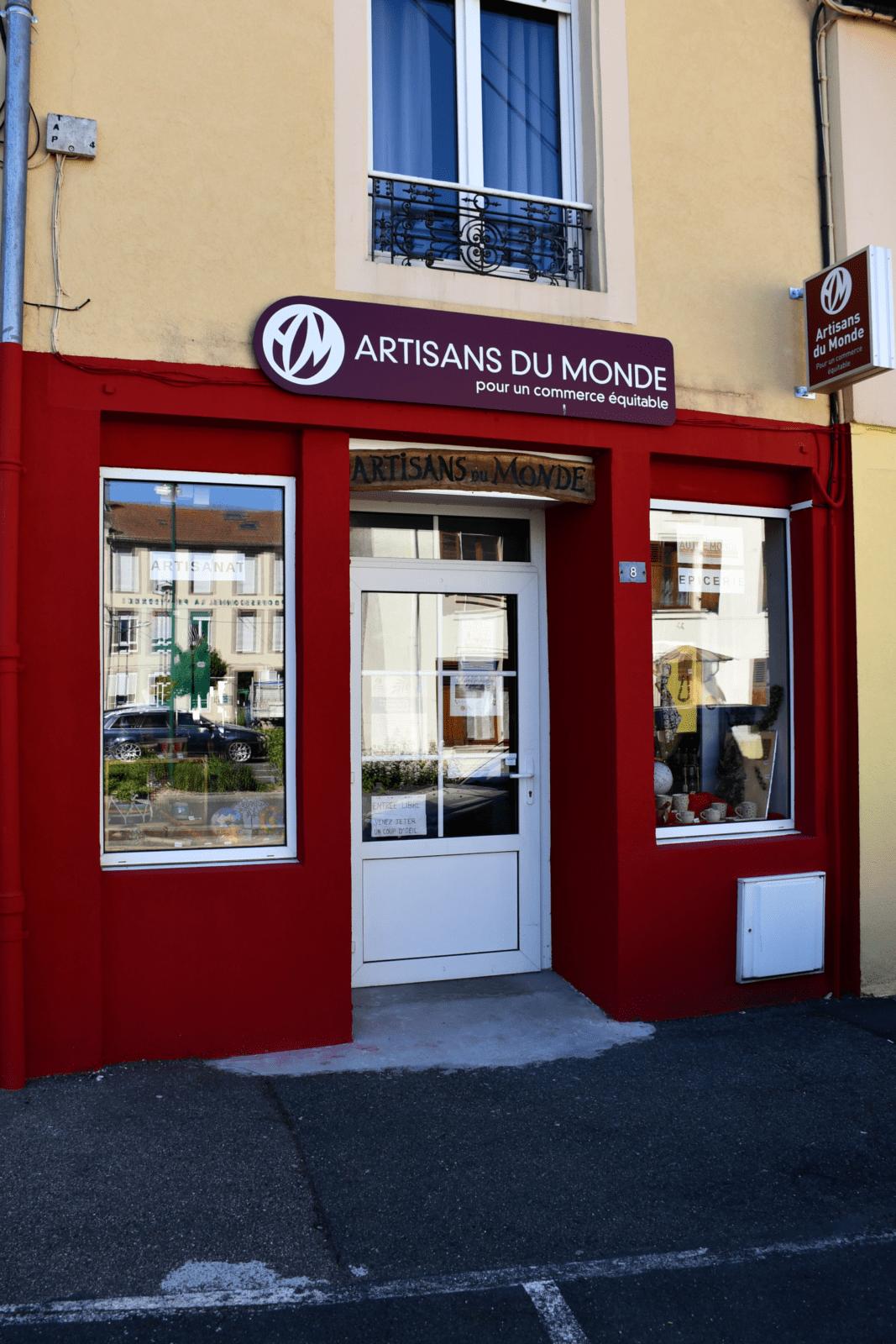 Boutique Artisans du monde